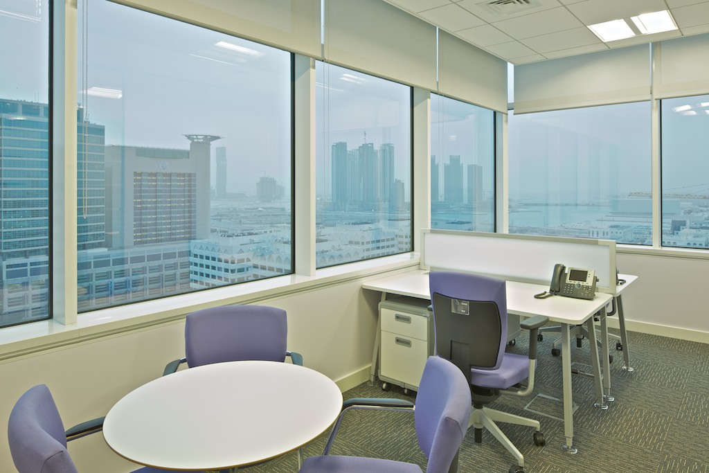 Makateb Business Centre Abu Dhabi