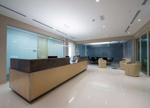 Regus's Serviced Office Space in Abu Dhabi, ADGM Square-Al Sila Tower