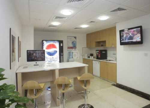 Regus Sharjah Mega Mall – Satisfactory Service, Maintained Offices