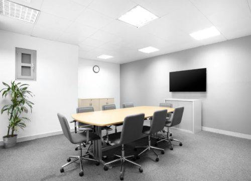 Regus Abu Dhabi Al Bateen C6 – Office Varieties and Spacious Coworking.